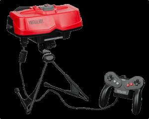 Virtual Boy gaming device