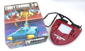 Tomytronic 3D device with box