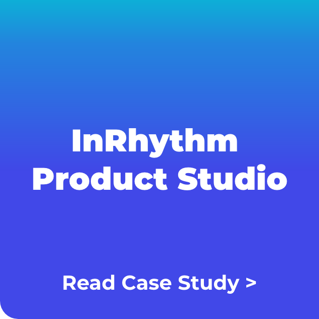 InRhythm Product Studio